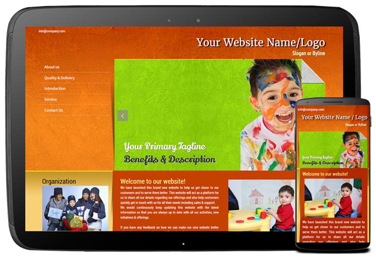 website builder application