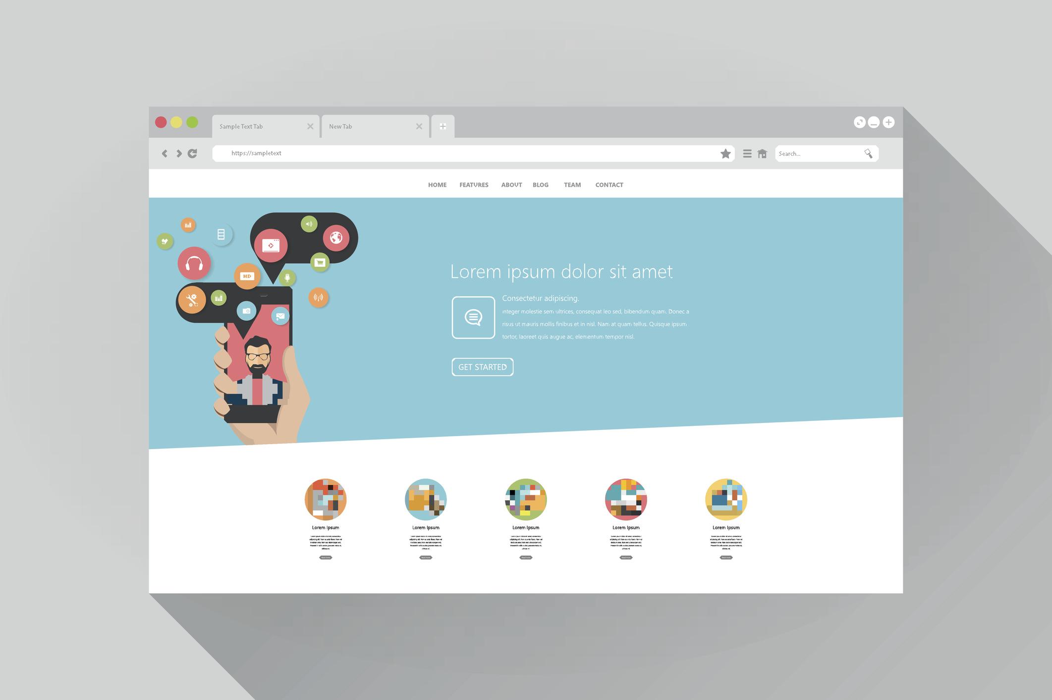 Why Use a Browser-Based Website Builder?