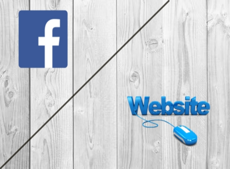 Can a Facebook Page replace the need for a Website?