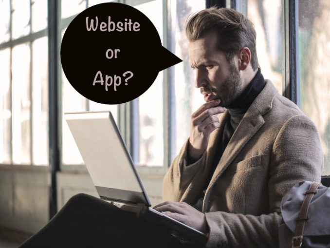Are websites still significant