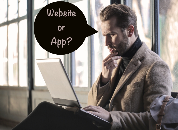 Are websites still significant in the age of Apps?