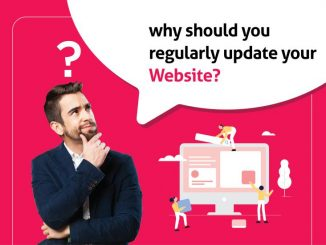 Why should you regularly update your website