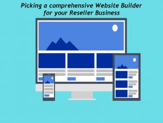 Picking a comprehensive Website builder