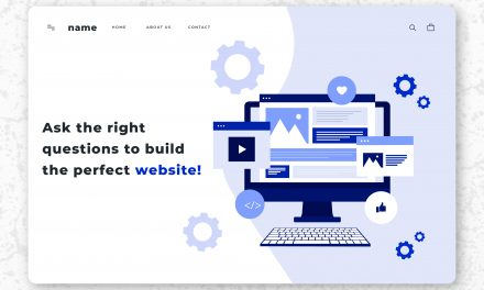 Ask the right questions to build the perfect website!