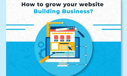 How to grow your website-building business?