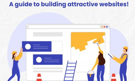 A guide to building attractive websites!